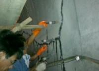 桥洞裂缝修补实例